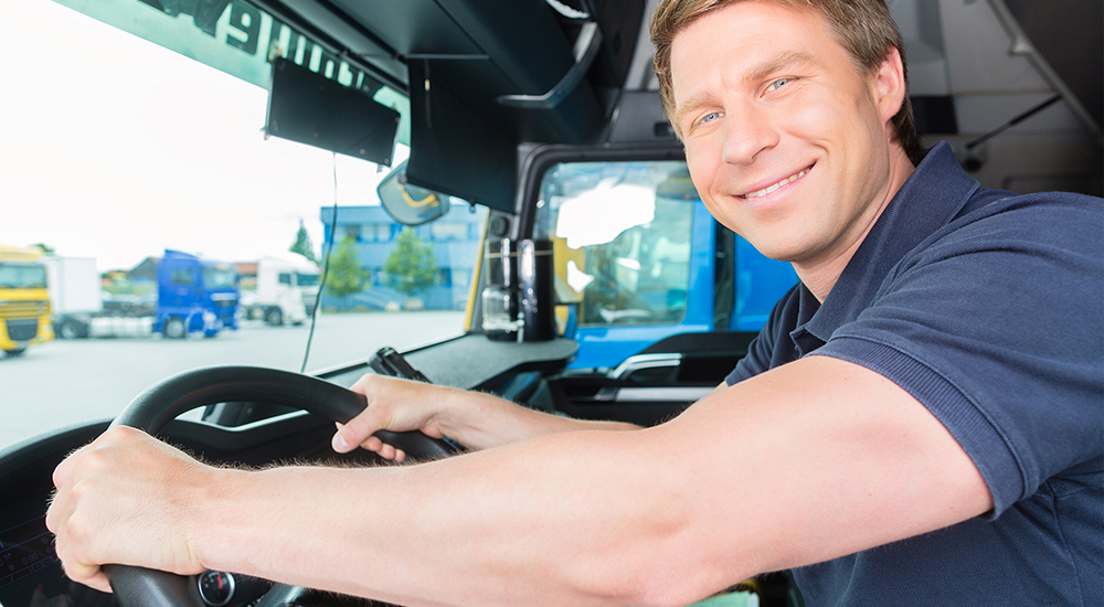 6 Advantages Of A Truck Driving Career