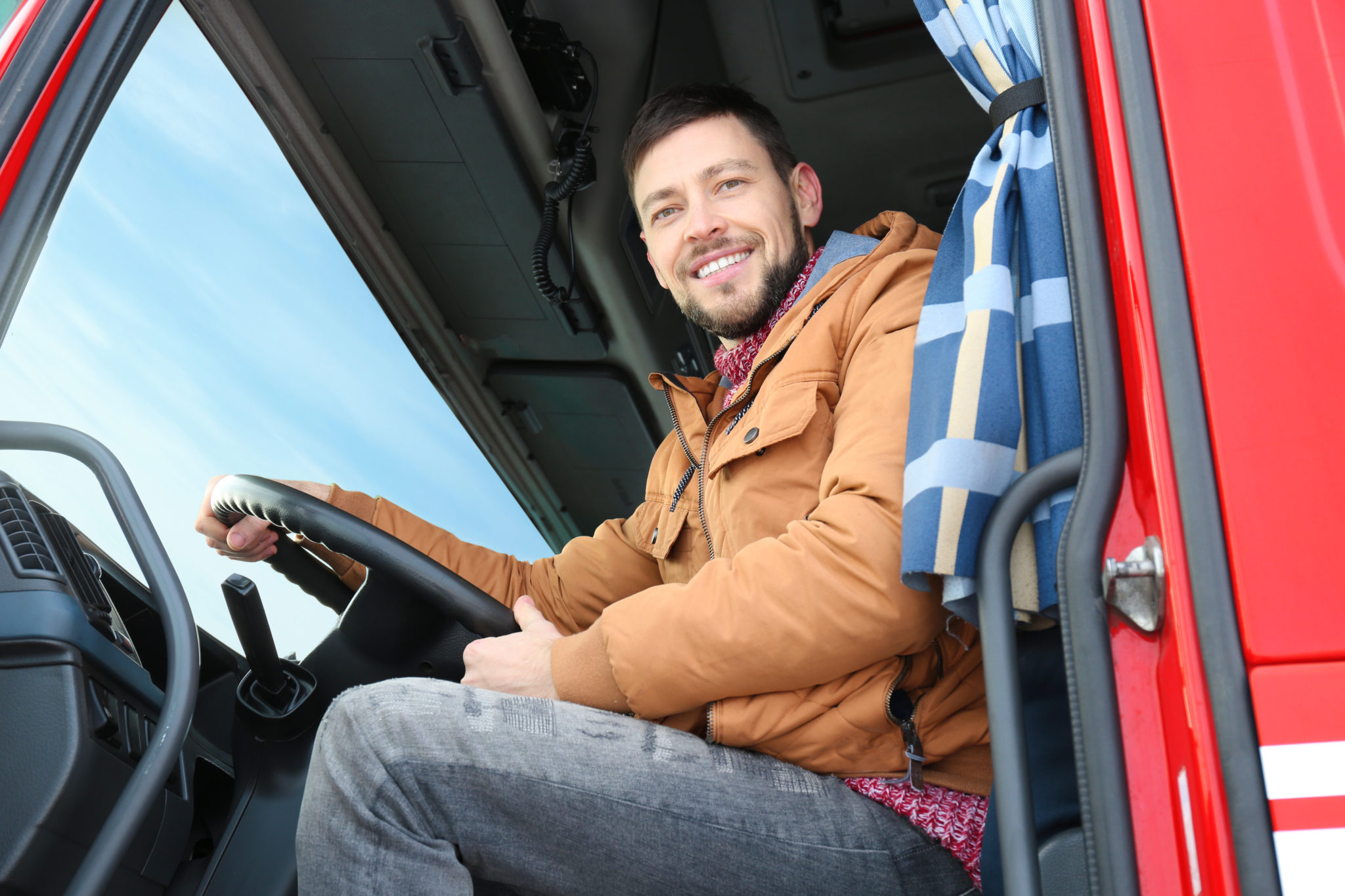 Does Truck Driver Training Prevent Distracted Driving?
