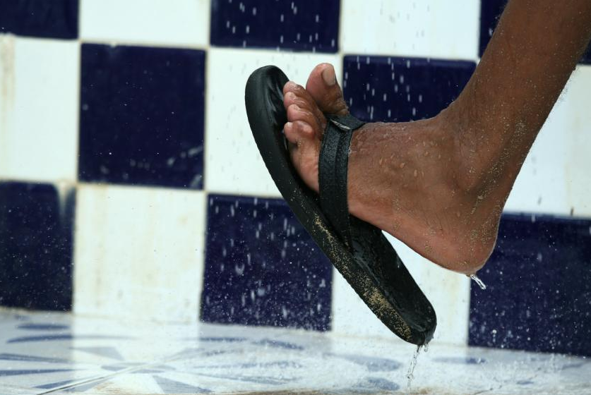 OTR Trucking Necessities - Shower Flip Flops