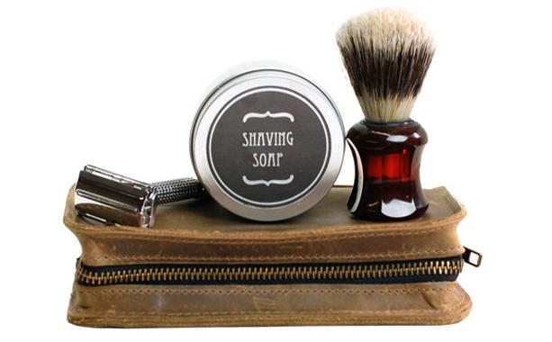 OTR Trucking Necessities - Shaving Kit