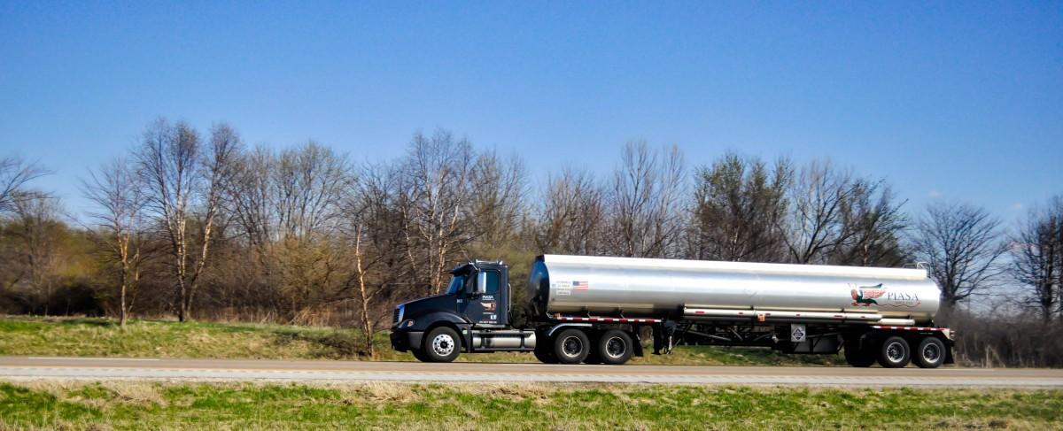 hazmat certification - tanker truck