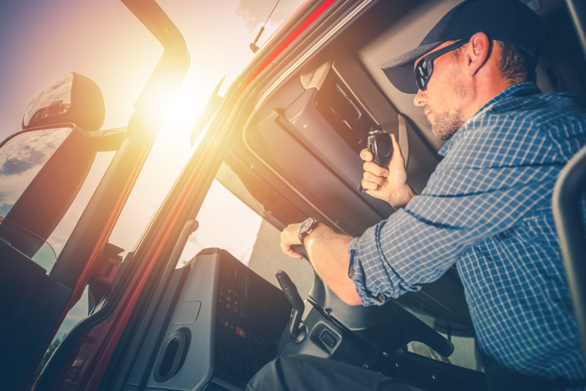 how many hours can a truck driver drive