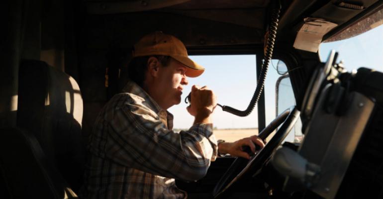 OTR Trucking Needs - CB Radio Header