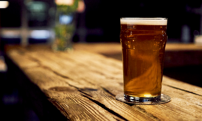 Pint Of Beer - Intoxication Causes Commercial Truck Accidents