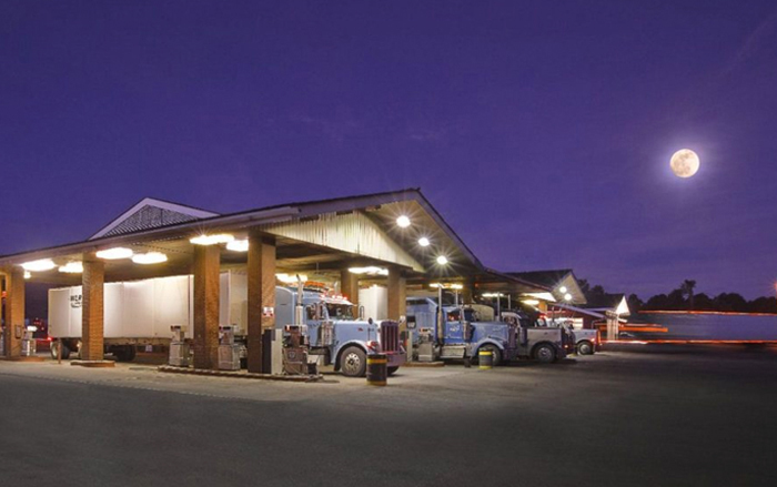 Best Truck Stops In America - Little America